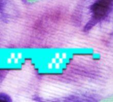 BluShades Logo Sticker