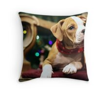 ESTER'S CHRISTMAS Throw Pillow