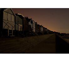 Frinton At Night 7 Photographic Print