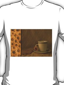 Sunflower Tea... (Free State, South Africa) T-Shirt