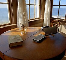 Lighthouse Parlor by Cathy L. Gregg