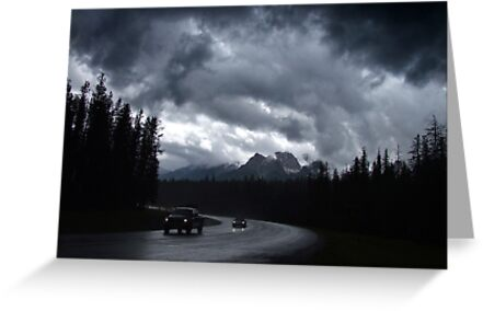 Kootenay Crossing(2) by George Cousins