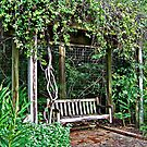 Have a seat and enjoy the view by Ellen  Price - Greenwald