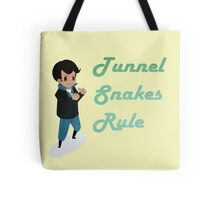 Tunnel Snakes Rule! Tote Bag