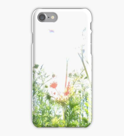 Carrot Flowers iPhone Case/Skin