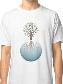 Globe Tree Classic T-Shirt