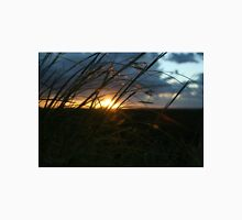 Highlighted Grass... Sunset in the Northern Cape Province, South Africa T-Shirt