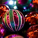 Christmas Baubles by lallymac