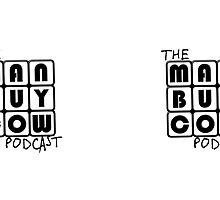 ManBuyCow B&W Roobix Mug by manbuycow