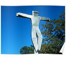 Steel Jesus Poster