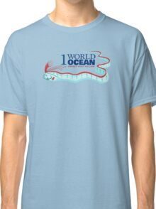 1 World Ocean - Oarfish Classic T-Shirt