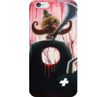Colonel Henry Walrus Caruthers iPhone Case/Skin
