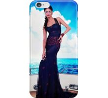 High Fashion Yacht Fine Art Print iPhone Case/Skin