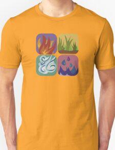 elements, once again Unisex T-Shirt