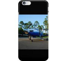 PC-12 iPhone Case/Skin