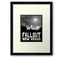 Fallout, Limbo Crossover  Framed Print
