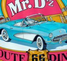 Mr. D'z Sticker