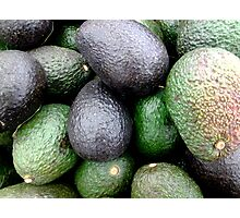 Avocados Photographic Print