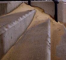 Sandwept steps by spookygardener
