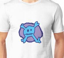 Graffiti Crossbones Unisex T-Shirt