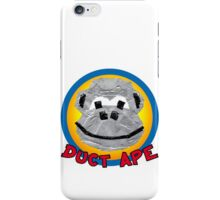 Duct Ape iPhone Case/Skin