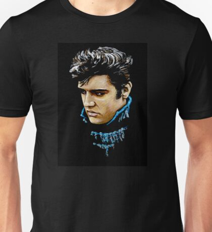 ELVIS PRESLEY - Baby, I Don't Care Unisex T-Shirt