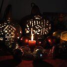 Christmas Tabletop Scene by mltrue