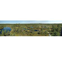 a beautiful Estonia landscape Photographic Print