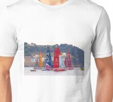 volvo ocean race. teams Unisex T-Shirt