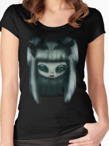 Silver Doll Women's Fitted Scoop T-Shirt