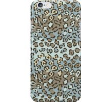 Leopard Pattern iPhone Case/Skin