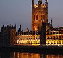 the houses of parliament (2) by josephinebaker