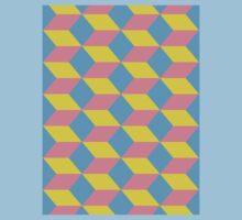 Pattern  Baby Tee