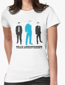 Team achievement Womens Fitted T-Shirt