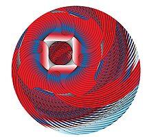 Circle Study No. 322 by AlanBennington