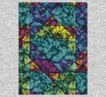 Abstract Colorful Background Kids Clothes