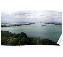 Lido Island of Venice Poster