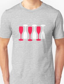 Have a glass of wine geek funny nerd T-Shirt