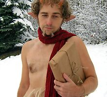 Tumnus the Faun 1 by HamishBirkbeck