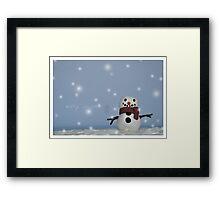 merry christmas... ♥ Framed Print