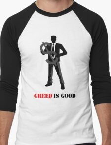 Business - Greed is Good T-Shirt