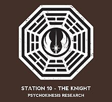 Station 10 - The Knight by sebisghosts