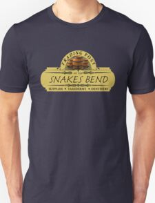 Almost Heroes - Snakes Bend Trading Post Unisex T-Shirt