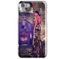 High Fashion Haute Couture Fine Art Print iPhone Case/Skin