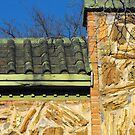 Roof and Stonework Patterns by Susan Russell