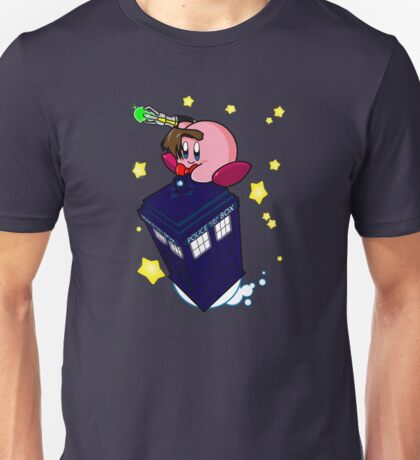 The new Doctor is here! Unisex T-Shirt