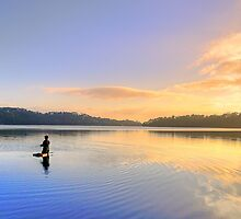 Solitude - Narrabeen Lakes, Sydney - The HDR Experience by Philip Johnson