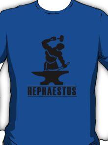 Hephaestus geek funny nerd T-Shirt