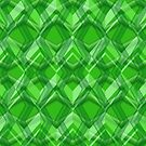 Line Green Pattern  by elangkarosingo
