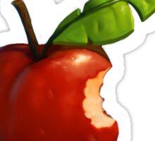 Painted Apple Sticker